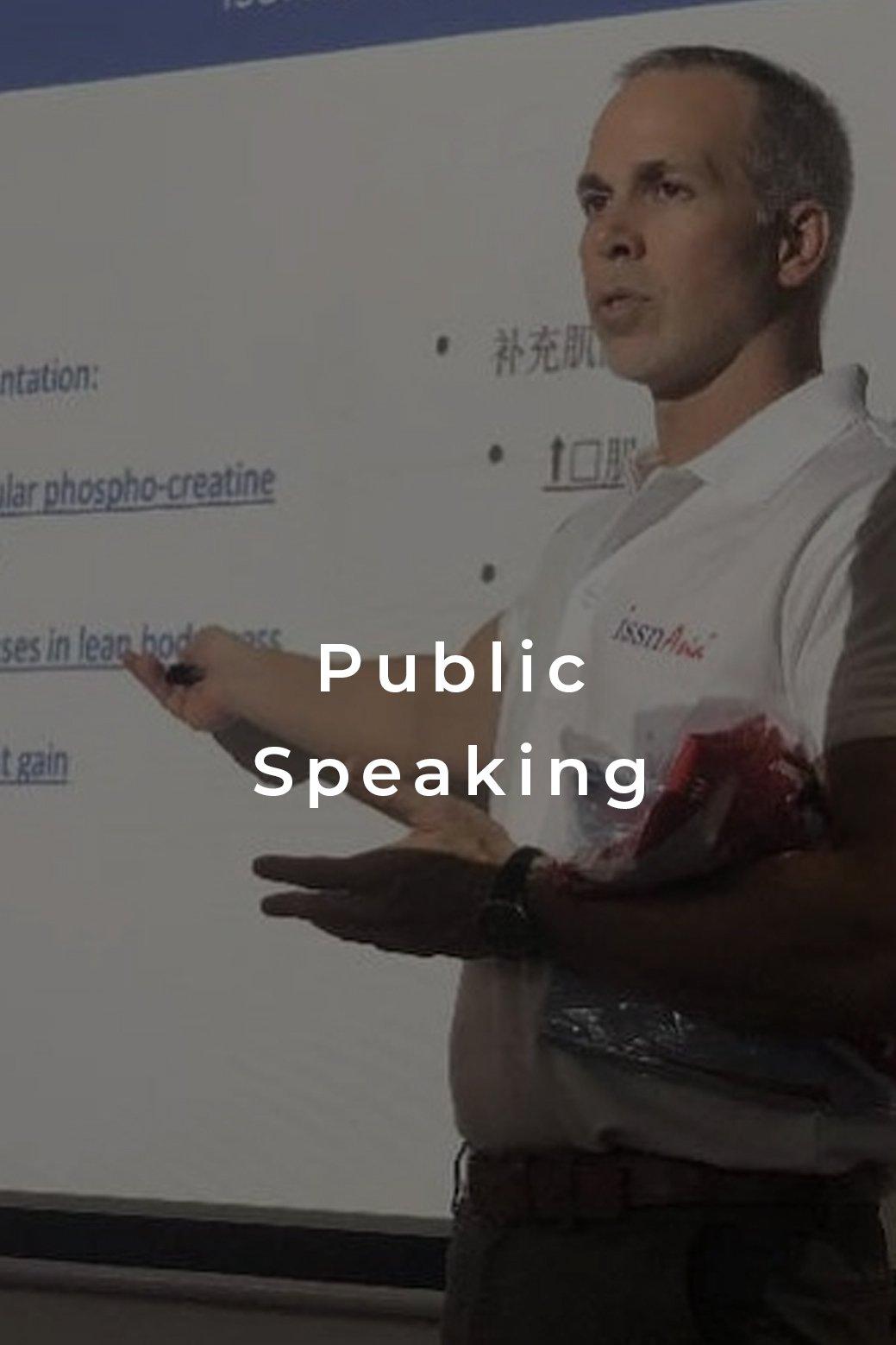 Speaking 1